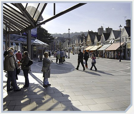 Colwyn Bay town centre urban design masterplan