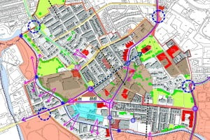 TS.WS.North Shelton Development Public Realm Framework
