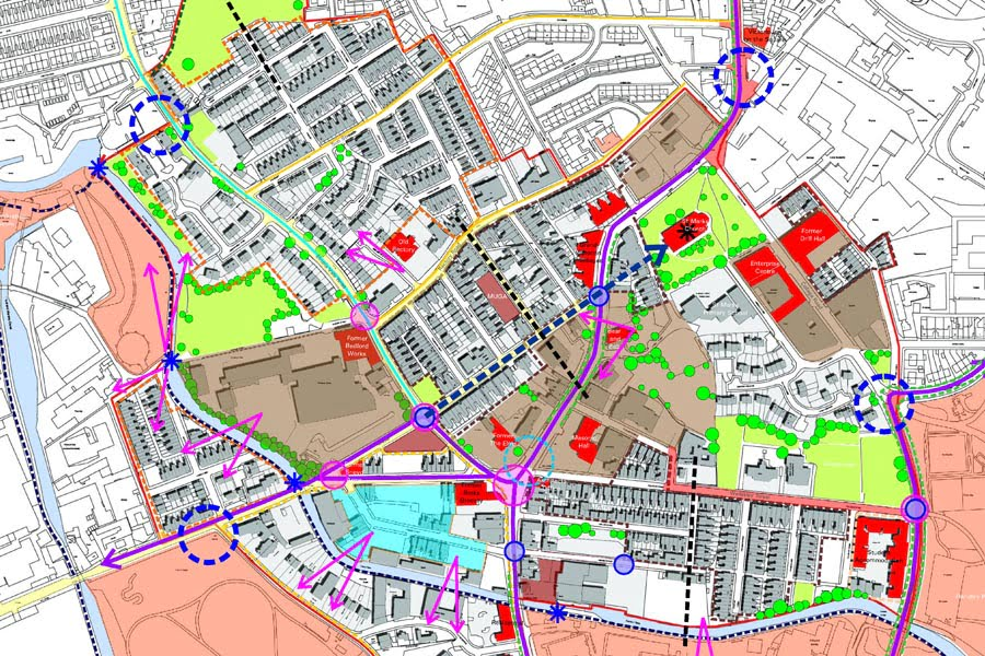 TS.WS.North Shelton Development Public Realm Framework