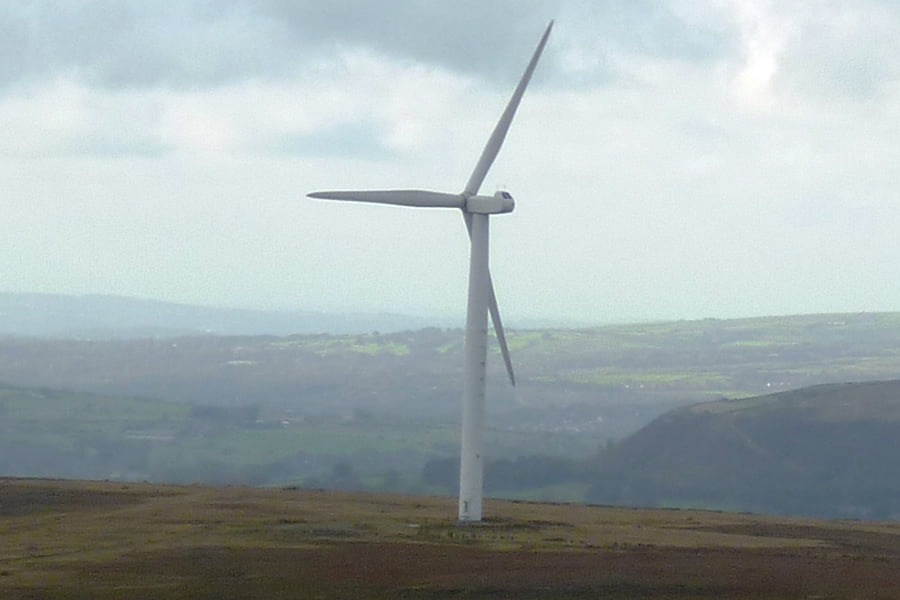 Single Turbine