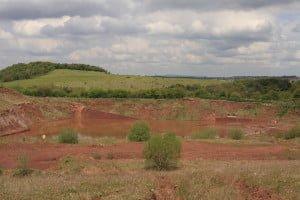 Copshurst Quarry