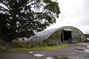 1941 Blister Hangar