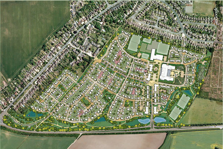 Wallingford masterplan