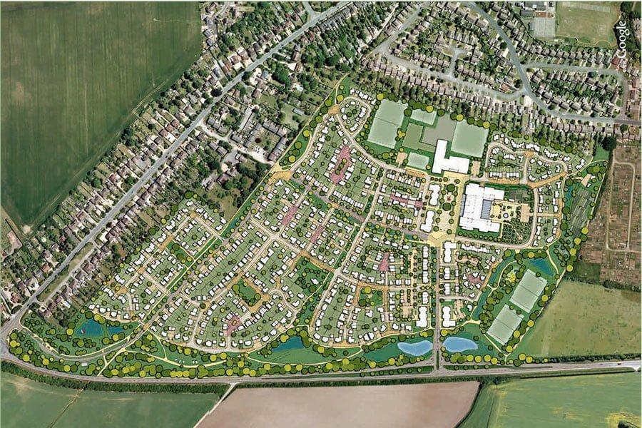 Wallingford masterplan