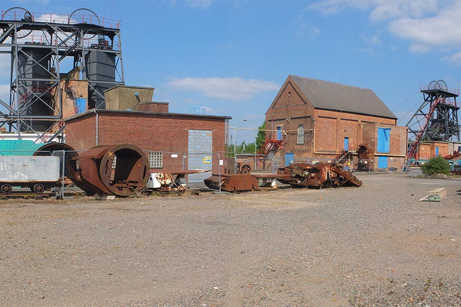 The former Snibston Colliery, now a Scheduled Monument, is part of a mixed use development site TEP has been providing planning and masterplanning services for as part of the ESPO 2700-15 Estates Management Consultancy Services Framework