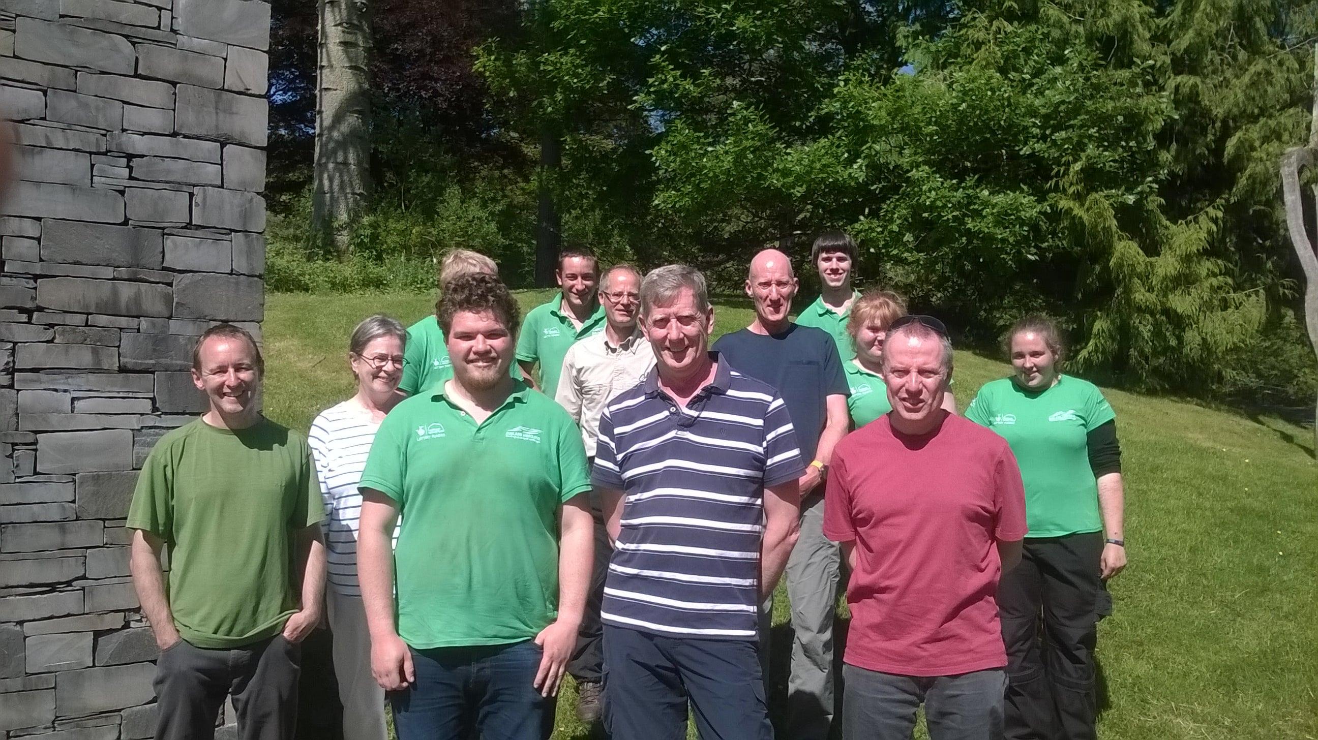 Grizedale Forestry Apprenticeship scheme