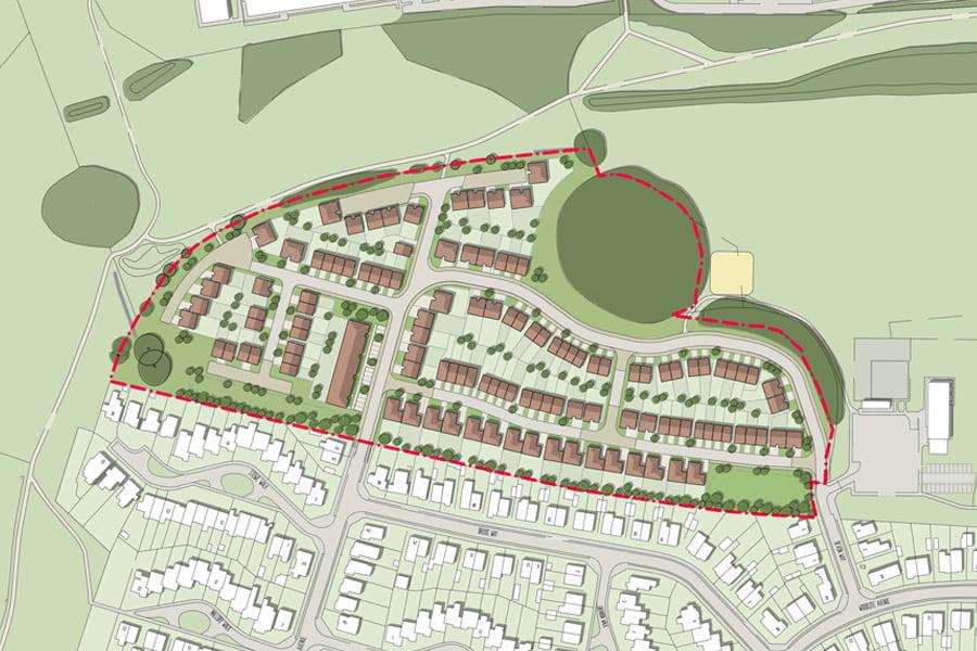 Parklands masterplan