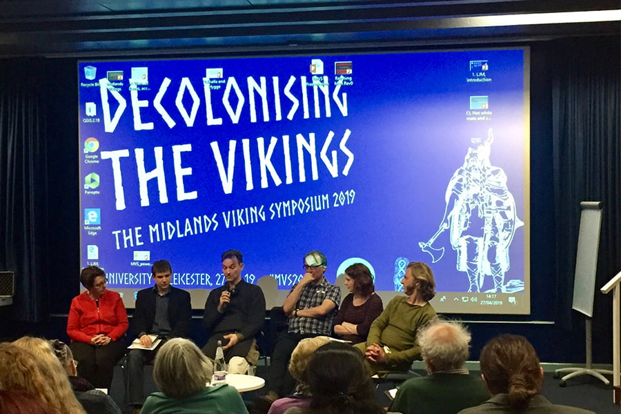 Decolonising the Vikings