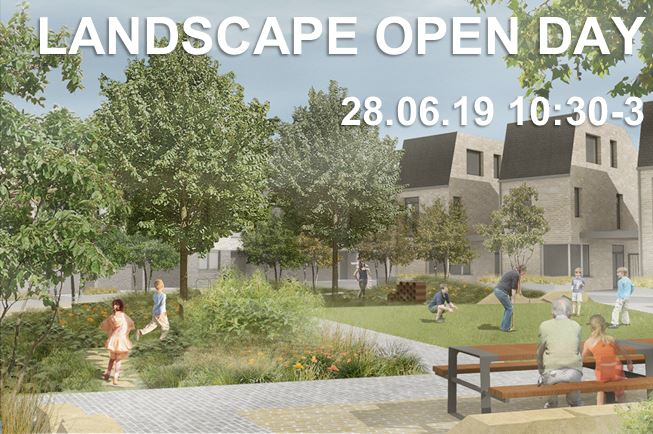 Open Day 2019 Graphic