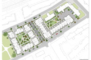 South Kilburn Ph 4 Landscape Masterplan