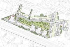 Cromwell Road masterplan