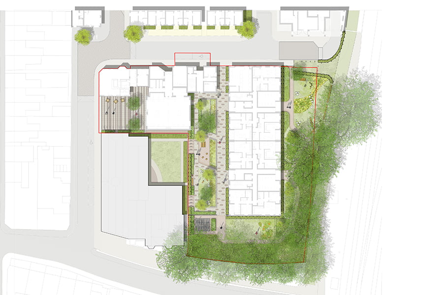 Mill Road Ph2 Masterplan