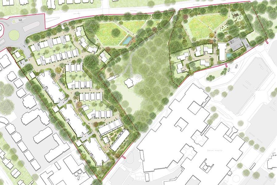 Whalebones Landscape Masterplan