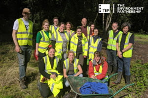 TEP's CSR Staff Volunteering Day - RHS Bridgewater 2019