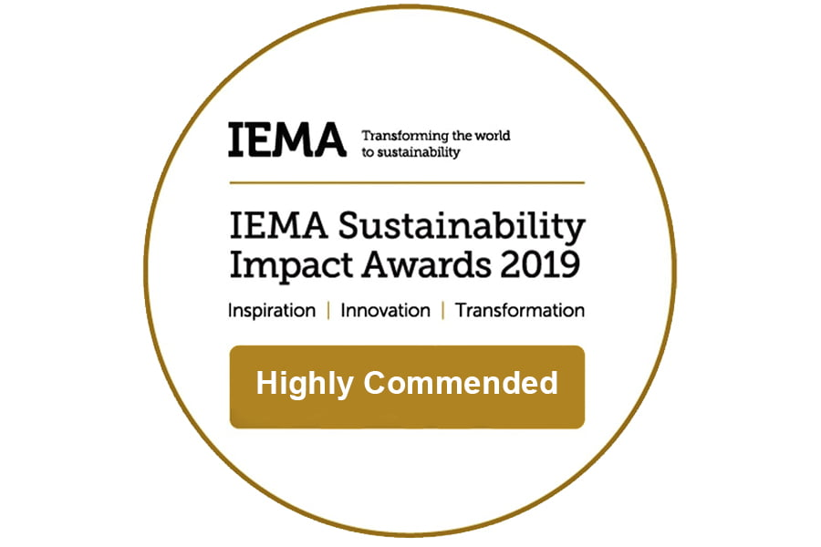 The Environment Partnership_IEMA Awards 2019