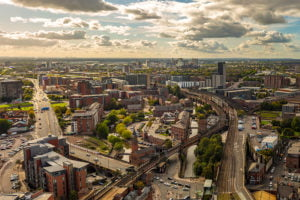 TEP assess the biodiversity levels of Greater Manchester