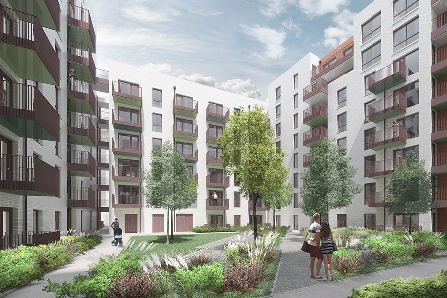 The Environment Partnership_Landscapes Designed For Communities_South Kilburn Regeneration Programme_London