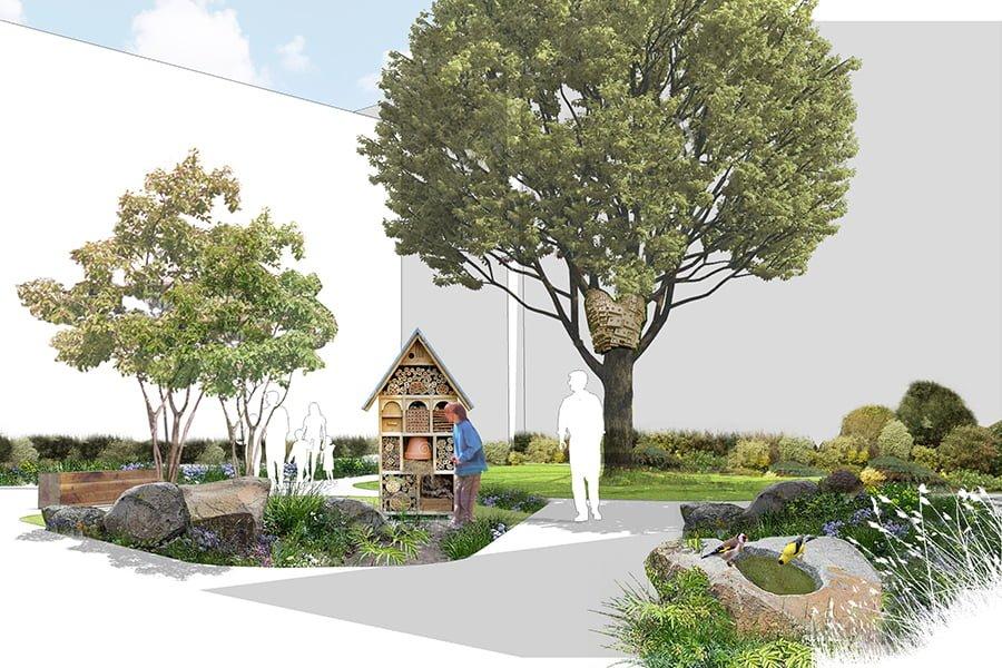 The Environment Partnership_Landscapes Designed For Communities_South Kilburn Regeneration Programme_London_