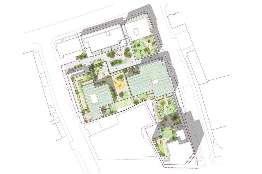 Homerton High Street Landscape Masterplan