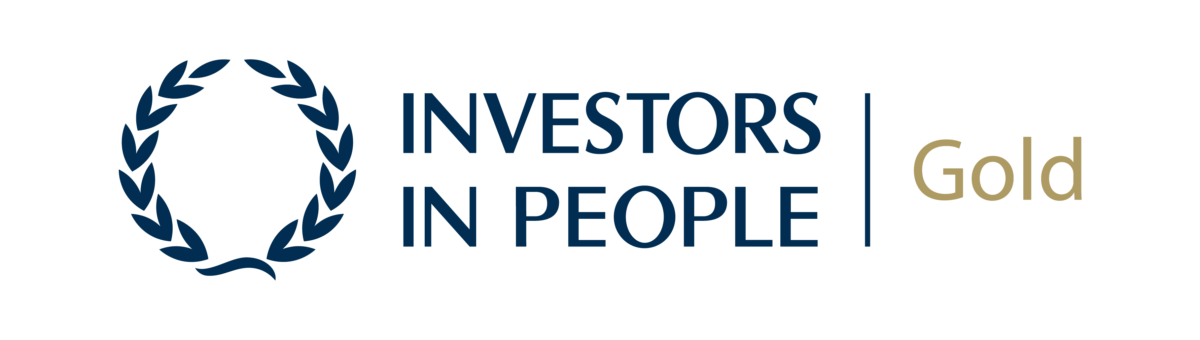 Investors in People Gold Badge