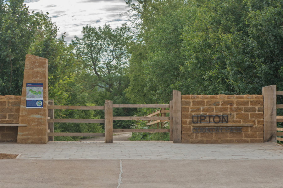 Upton Country Park Gateway