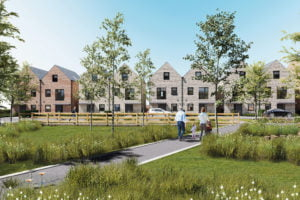 Timber Works - Plots 2-9 - Image courtesy of Hill