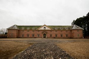 Stable Block at Tredegar House
