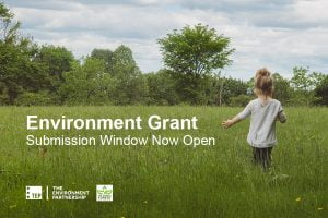 The Environment and Mersey Forest Grant now open for submissions.