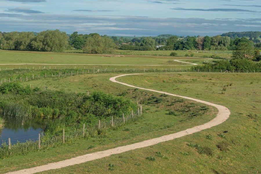 Landscape Design_Upton Park_ Cycleway