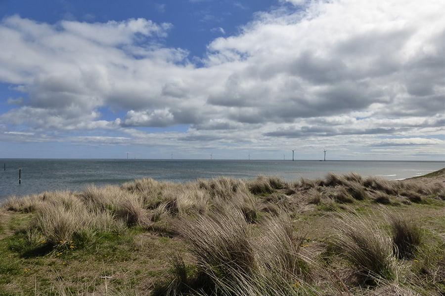 The North Sea Link Interconnector
