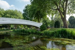 Victoria Park Restoration_ Bridge