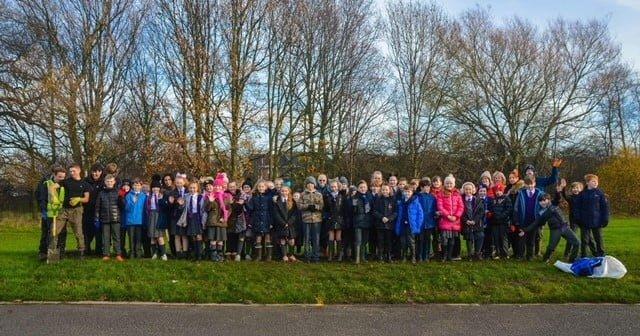 Environment Grant Awardee - Croxteth Park Volunteer Group