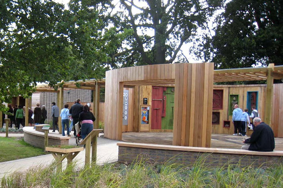 Stockwood Discovery Centre Tep The Environment Partnership